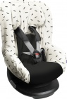 Dooky Seat Cover 1+ Black Feather