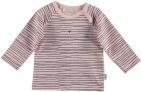 BESS T-Shirt Pinstripe Pink