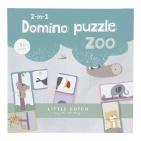 Little Dutch Domino Puzzel