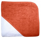 BD Collection Babycape Wit / Rust
