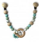 Chewies & More Wagenspanner Bleached Aqua/Early Sea/Marble