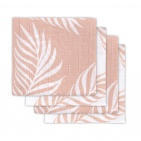 Jollein Hydrofiele Multidoek Small 70x70 Nature Pale Pink 4pck