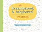Deltas Kraambezoek & Babyborrel Gastenboek