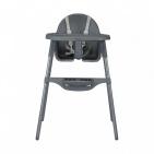 Puck Kinderstoel Puck Mat Grijs