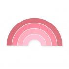 Jollein Wandlamp Rainbow Blush Pink