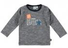 Babylook T-Shirt Hero Navy Melange