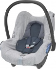 Maxi-Cosi Pebble Plus/Rock/Cabrio Fix/Citi 2 Zomerhoes Fresh Grey