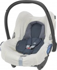 Maxi-Cosi Pebble Plus/Rock/Cabrio Fix/Citi 2 Zomerhoes Fresh Ecru