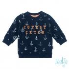 Feetje Sweater Anchor Marine