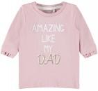 Name It T-Shirt Benedicte Pink Nectar