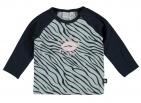 Babylook T-Shirt Zebra