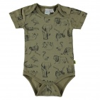 Babylook Romper Jungle