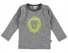 Babylook T-Shirt Lion Melange