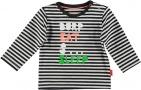 BESS T-Shirt Striped White