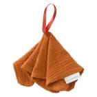 Cottonbaby Speendoekje Soft Roest