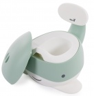 Bo Jungle B-Wale Potty Pastel Blauw