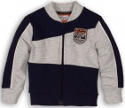 Meer info over Dirkje Vest Grey Melee Navy