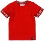 Dirkje T-Shirt Korte Mouw Ready Red