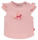 Noppies T-Shirt Korte Mouw Chino Impatiens Pink