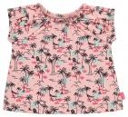 Noppies T-Shirt Korte Mouw Choctaw Impatiens Pink