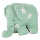 Meer info over Baby's Only Knuffelolifant Star Mint