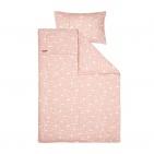 Little Dutch Ledikantovertrek Ocean Pink 100 x 140 cm