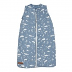 Little Dutch Slaapzak Zomer Ocean Blue   90 cm