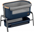 Maxi-Cosi Bedside Sleeper Iora Essential Blue