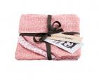 Briljant Monddoek Minimal Dots Pink 3-Pack