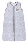 Briljant Slaapzak Hydrofiel Minimal Dots White/Grey 110cm