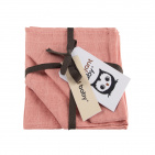 Briljant Washand Uni Pink 3-Pack