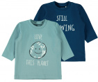 Name It 2-Pack T-Shirt Leonardo Gibraltar Sea