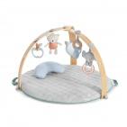 Meer info over Bright Starts Ingenuity Cozy Spot Reversible Duvet Activity Gym
