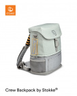 JetKids™ by Stokke® Crew Backpack Green Aurora
