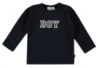 Babylook T-Shirt Boy Navy