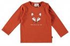 Babylook T-Shirt Fox Potters Clay