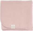 Jollein Wiegdeken Pale Pink  75 x 100 cm