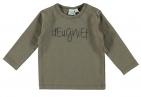 Babylook T-Shirt Deugniet Dusty Olive