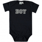 Babylook Romper Boy Total Eclipse
