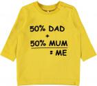 Name It T-Shirt Napar Spicy Mustard