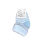 La Petite Couronne Sokjes Blue White 2-pack