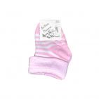 La Petite Couronne Sokjes Pink White 2-pack
