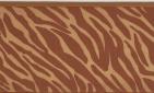 Meyco Ledikantlaken Zebra Camel 100 x 150 cm