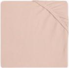 Jollein Ledikanthoeslaken Jersey 60 x 120 cm Pale Pink
