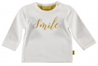 BESS T-Shirt Smile White
