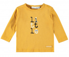 Bampidano T-Shirt Brandon Ocre Yellow