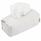 Timboo Tissue Box Hoes Incl. Kleenexdoos Silver Grey