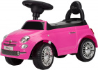 Puck Loopauto Fiat Roze