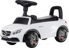 Puck Loopauto Mercedes Wit