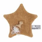 Baby's Only Speendoekje Sense Caramel 20 x 20 cm